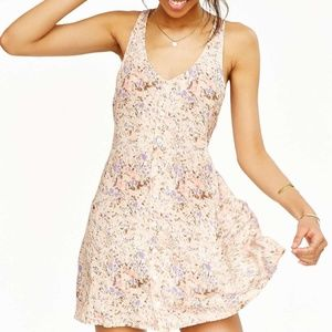 NWT Some Days Lovin Secrets Floral Dress